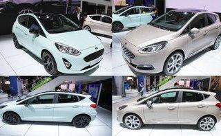 Xe++ - Ford ra mắt bộ đôi SUV cỡ nhỏ Fiesta Titanium và Fiesta Vignale