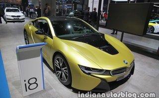 Xe++ - BMW i8 thêm phiên bản đặc biệt, bán ra trong tháng 9