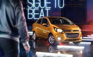 Thị trường - Chevrolet ra mắt mẫu xe Beat Notchback 2018 giá siêu rẻ