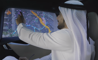 Xe++ - Dubai dùng xe điện Tesla làm taxi