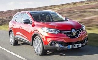 Xe++ - Renault Kadjar bổ sung động cơ cùng hộp số CVT mới