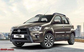 Xe++ - Toyota Etios Cross X-Edition giá siêu rẻ 240 triệu đồng
