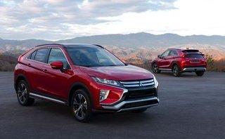 Xe++ - Mitsubishi Eclipse Cross giá từ 656 triệu đồng, tuyên chiến với Toyota CH-R