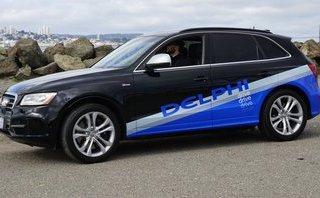 """Xe++ - BlackBerry """"bắt tay"""" với Delphi phát triển phần mềm xe tự lái"""