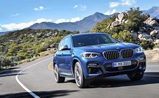Xe++ - BMW X3 2018 công bố giá bán từ 1,56 tỷ đồng tại thị trường Úc