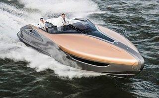 """Xe++ - Ngắm siêu du thuyền """"sang chảnh"""" đến từ các thương hiệu ô tô"""