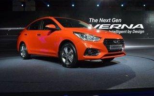Xe++ - Sedan siêu rẻ Hyundai Verna 2017 'chốt giá' 283 triệu đồng