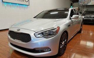 Xe++ - Sau 2 năm sử dụng, sedan hạng sang K900 của Kia rao bán 454,4 triệu đồng