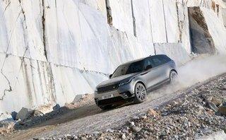 Xe++ - Land Rover ra mắt xe điện hiệu suất cao Road Rover