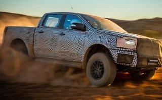Xe++ - Ford Ranger Raptor được trang bị động cơ diesel 2.0 lít Twin-Turbo