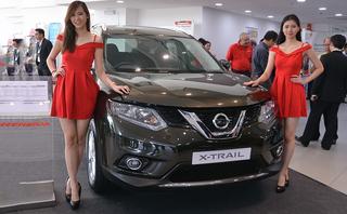 Xe++ - Bảng giá ô tô Nissan tháng 10/2017: X-Trail giảm mạnh 50 triệu đồng