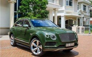 Xe++ - Chiếc Bentley Bentayga phiên bản Bespoke đầu tiên xuất hiện tại Việt Nam