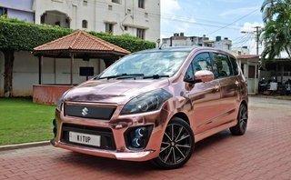 Xe++ - Suzuki Ertiga lên đời 'sang chảnh' như Rolls-Royce