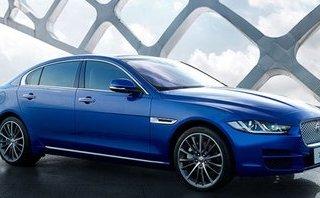 Xem trước Jaguar XE L dành riêng cho thị trường Trung Quốc