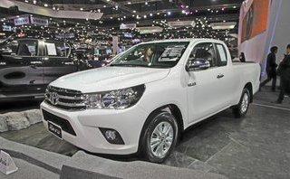 Xe++ - Toyota sắp ra mắt mẫu bán tải Hilux Revo 2018