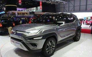 SsangYong sản xuất SUV chạy điện, giới thiệu vào năm 2019