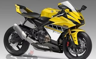 Xe++ - Yamaha hé lộ R-09 Concept – đối thủ mới của Ducati Panigale 959
