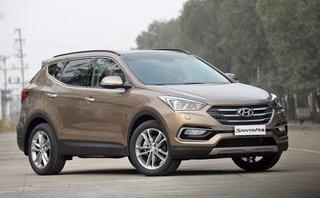 Xe++ - Hyundai SantaFe 2017 giảm giá tới 230 triệu đồng