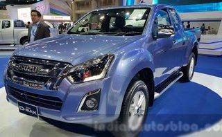 Xe++ - Bản nâng cấp Isuzu D-Max – đối thủ Toyota Hilux chuẩn bị ra mắt