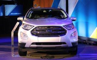 Xe++ - Ford Ecosport 2018 có giá bán cao ngất ngưởng 30.555 USD
