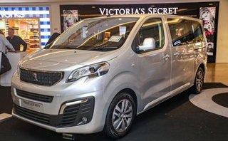 Xe++ - MPV Peugeot Traveler công bố giá bán từ 536 triệu đồng