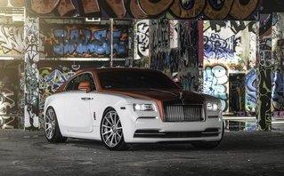 """Xe++ - Chiêm ngưỡng Rolls-Royce Wraith màu đỏ mận """"độc nhất vô nhị"""""""
