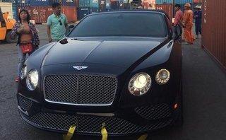 Xe++ - Bentley Continental GT V8 S mui trần đầu tiên cập bến tại Việt Nam