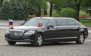 Xe++ - Hé lộ siêu xe của Tổng thống Putin vừa tới Đà Nẵng
