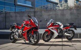 Xe++ - Xem trước loạt mô tô PKL của Honda ra mắt trong năm 2018