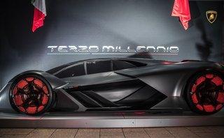 Xe++ - Siêu xe Lamborghini Terzo Millenio sẽ chạy điện và tự sửa chữa sau tai nạn