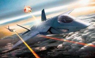 Công nghệ - Sức mạnh hủy diệt của vũ khí laser sẽ được trang bị cho máy bay Mỹ