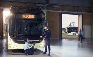 Xe++ - Volvo ra mắt xe buýt chạy điện mới 7900 Electric