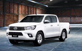 Xe++ - Thất thế, Toyota Hilux tung bản cải tiến để tự cứu lấy mình