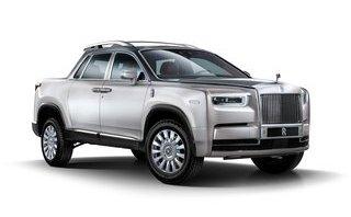 Xe++ - Bán tải Rolls-Royce sẽ trông như thế nào?