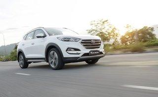 """Xe++ - Hyundai Tucson giảm giá 130 triệu đồng, """"gáo nước lạnh"""" lên Honda CR-V"""
