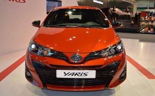 Xe++ - Xe giá rẻ Toyota Yaris 2018 đặt 'chân' tới UAE