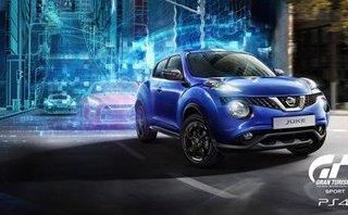 """Xe++ - """"Ếch xanh"""" Nissan Juke ra mắt bản đặc biệt GT Sport PlayStation"""