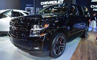 Xe++ - Chevrolet  giới thiệu SUV hạng nặng bản đặc biệt Tahoe RST