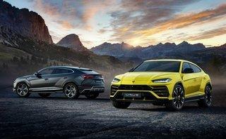 Xe++ - SUV Lamborghini Urus ra mắt, mạnh 641 mã lực, giá 4,6 tỷ đồng