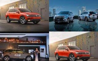 """Xe++ - Điểm mặt loạt SUV 7 chỗ mới hứa hẹn gây """"bão"""" trong năm 2018"""