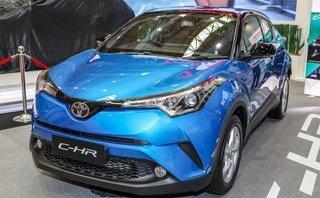 Xe++ - Toyota C-HR có giá bán hơn 800 triệu đồng tại Malaysia