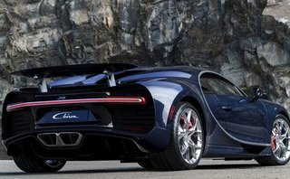 """Xe++ - """"Ông hoàng tốc độ"""" Bugatti Chiron bị triệu hồi"""