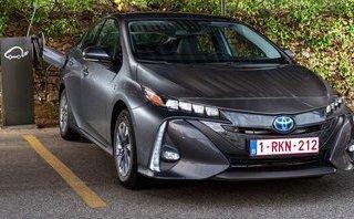 Xe++ - Toyota nhảy vào cuộc đua sản xuất xe chạy điện EV