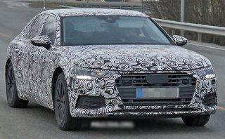 Thị trường xe - Xem trước Audi A6 thế hệ mới sắp ra mắt