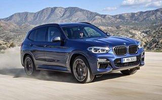 Thị trường xe - Ra mắt chưa lâu, BMW X3 2018 nhận trát triệu hồi