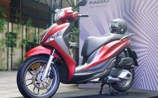Bảng giá xe - Bảng giá xe máy Piaggio tháng 4/2018: Medley ABS 2018 ra mắt