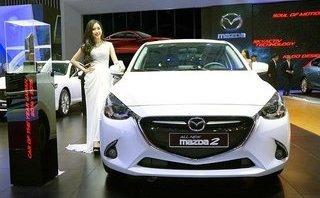 Giá xe Mazda cập nhật mới nhất tháng 5/2018: Mazda 2 bất ngờ tăng giá bán