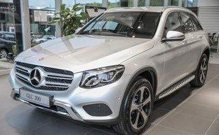 Mercedes-Benz GLC 200 giá rẻ sắp bán ra, có đáng để chờ đợi?