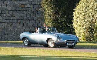 Thú chơi xe - Soi chiếc xe cổ trong đám cưới hoàng tử Harry và công nương Meghan Markle