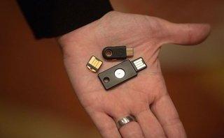 Công nghệ - Giải pháp chống lừa đảo qua mạng chỉ bằng... USB